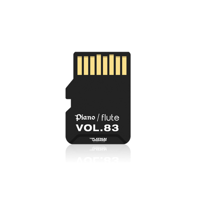 Vol.83 Piano/Flute Sd Card