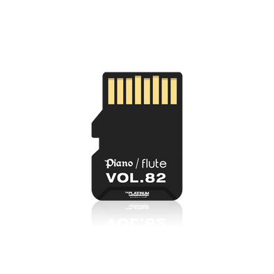 Vol.82 Piano/Flute Sd Card