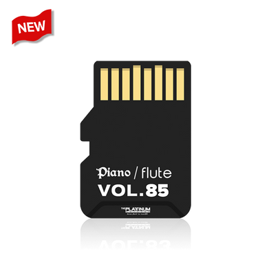 Vol.85 Piano v1.5/Flute Sd Card