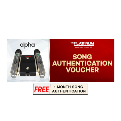 12 Months Song Authentication for Alpha