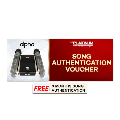 24 Months Song Authentication for Alpha