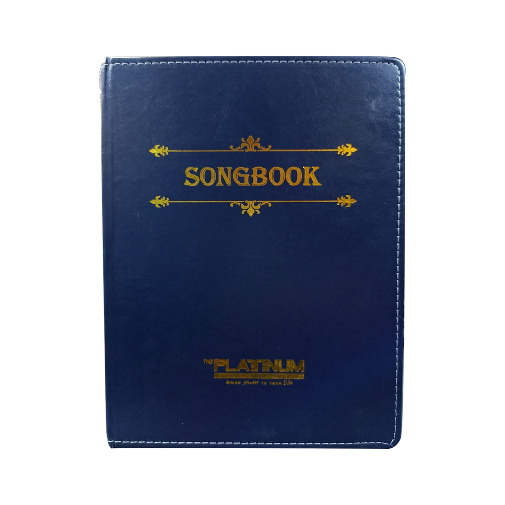 Songlist Binder (100 Pages)