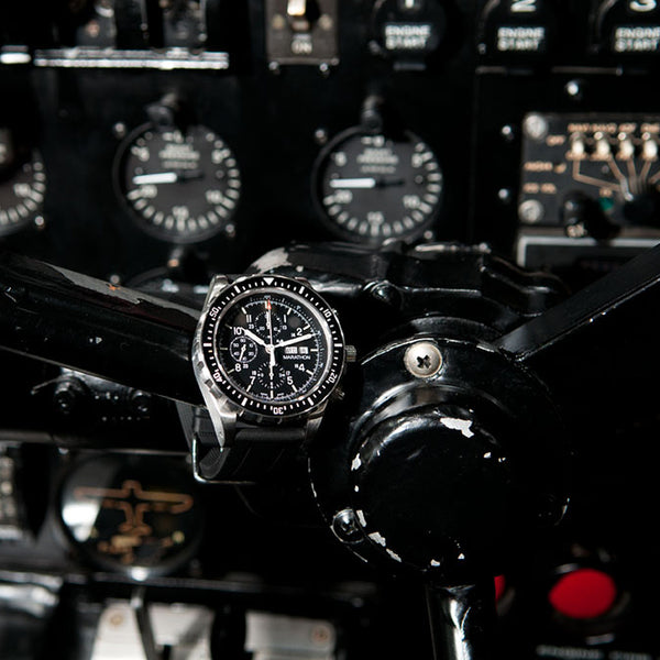 Search & Rescue Pilot's Automatic Chronograph (CSAR)