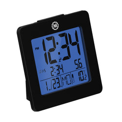 Digital Desktop Clock - marathonwatch