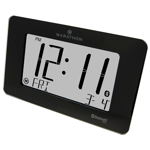 Bluetooth Panoramic Clock System - marathonwatch