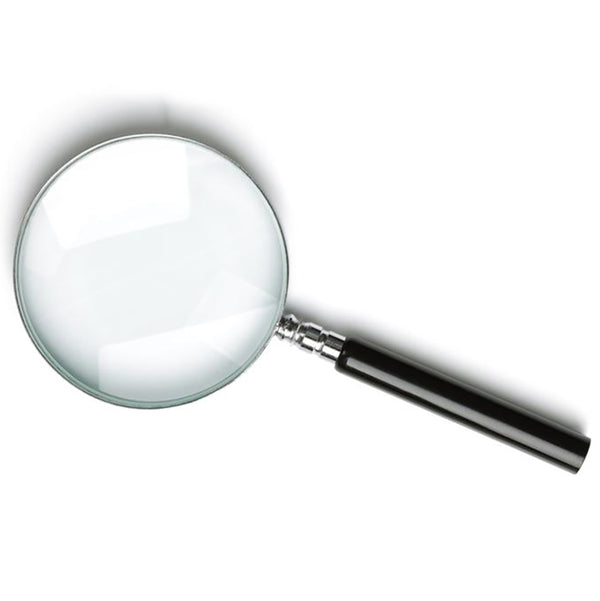 Magnifying Glass with Cyclops - marathonwatch