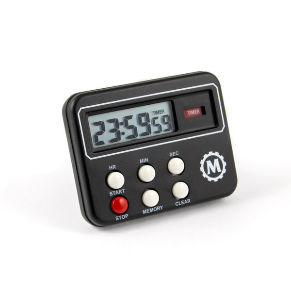 24 Hour Compact Digital Timer - marathonwatch