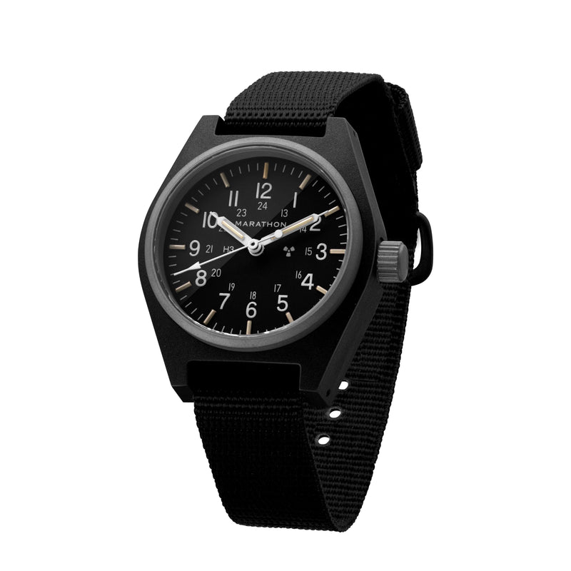 Black General Purpose Mechanical (GPM) - 34mm