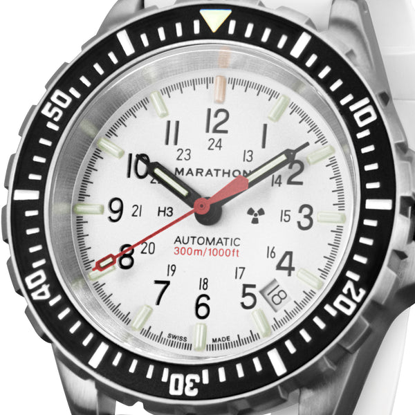Arctic Edition Large Diver's Automatic (GSAR) - 41 mm