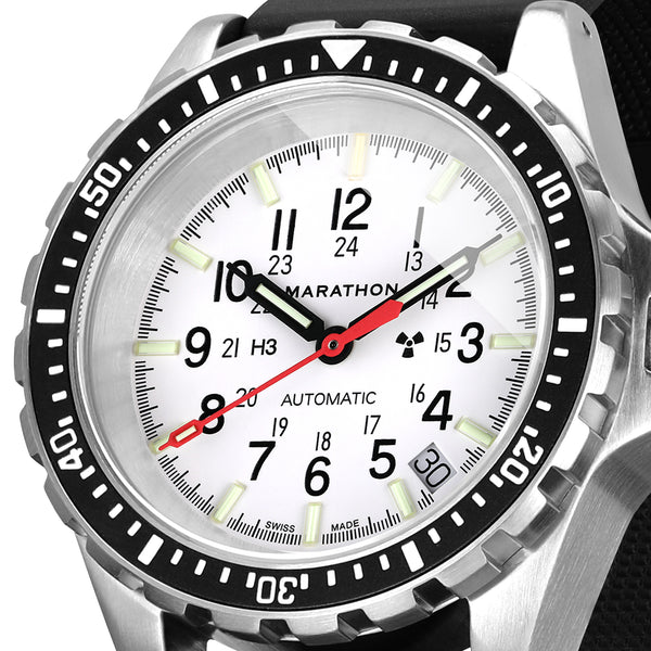 Arctic Edition Medium Diver's Automatic (MSAR Auto) No Government Markings - 36mm