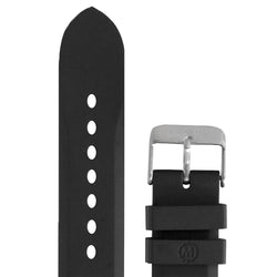 20mm Vulcanized Rubber Dive Watch Straps in Various Colors - marathonwatch