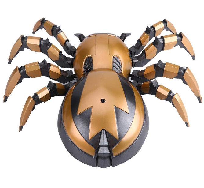 (HOT SALE)FK502A lifelike 4CH Remote Control Mechanical Spider