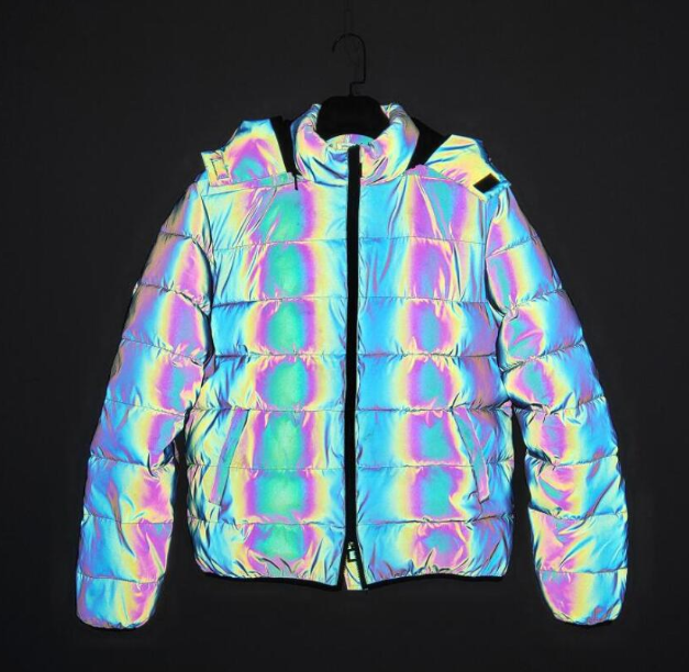 (HOT SALE)Fashion Magic Color - Reflective / Luminous Clothing