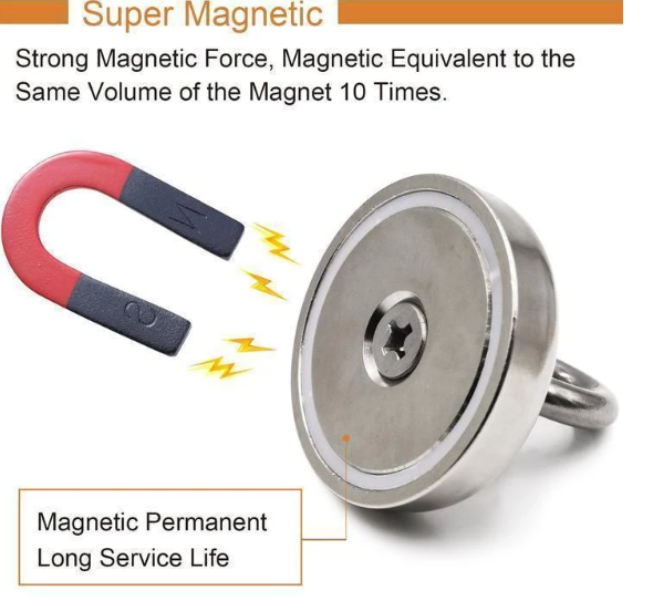 Strong magnet!