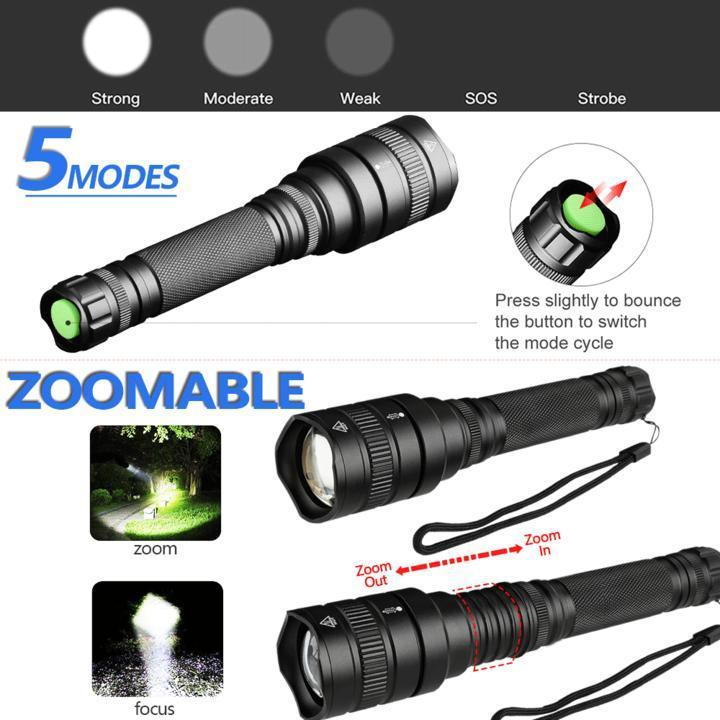 (HOT SALE)POWERFUL FLASHLIGHT