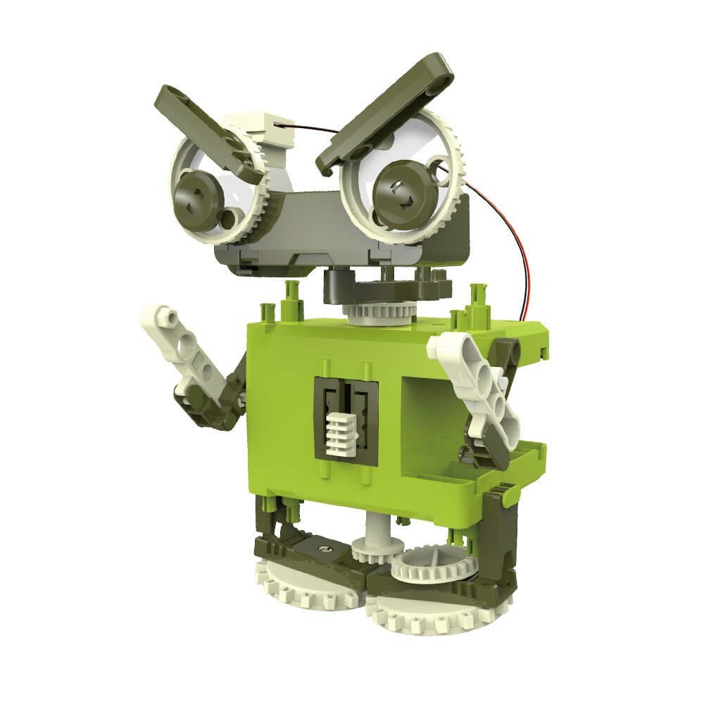 Self-assembled Transformation Robot