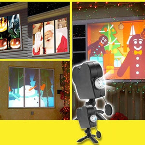 (HOT)Up to 60%OFF-Last Day Promotion- Window Display All Hallows' Eve and Christmas
