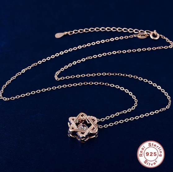 (HOT SALE)Sterling Silver Necklace