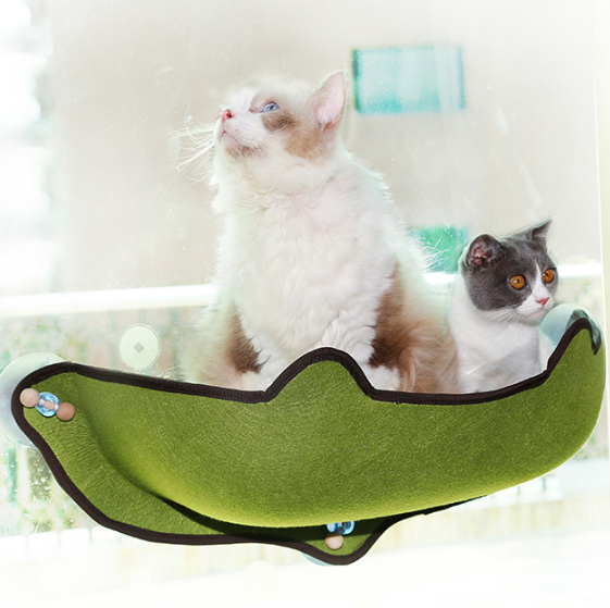 (HOT SALE)PORTABLE CAT HAMMOCK BED