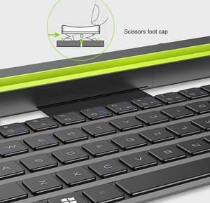 (HOT SALE)Foldable Wireless Rolly Bluetooth Keyboard