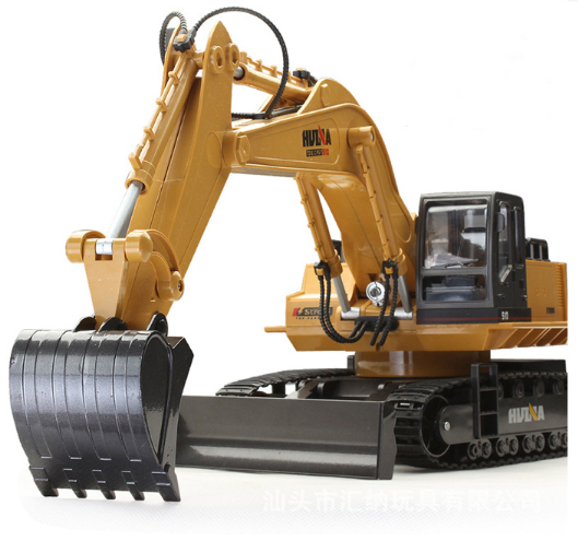 Construction Toys Vehicle Heavy Duty Metal Construction Excavator/Truck/Bulldozer