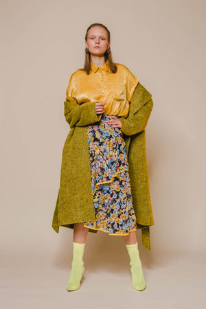 Yak Wool Coat