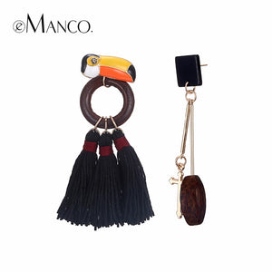The Red Billed Tassel - RynieR