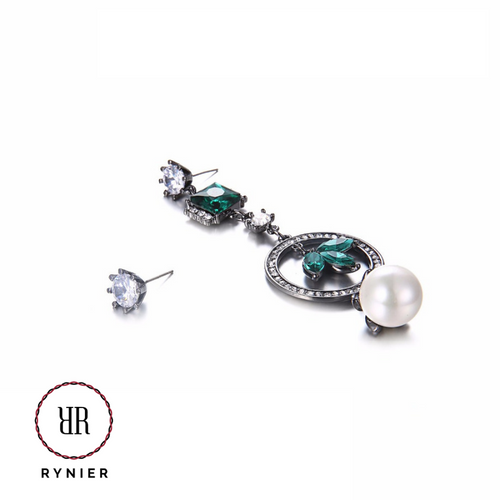 The Green Crystal Pearl Drop - RynieR