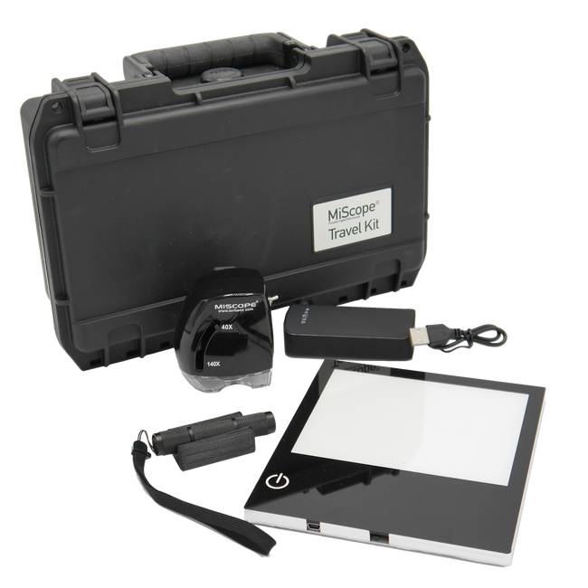Zarbeco-Miscope-Pro-Set-handheld digital microscope