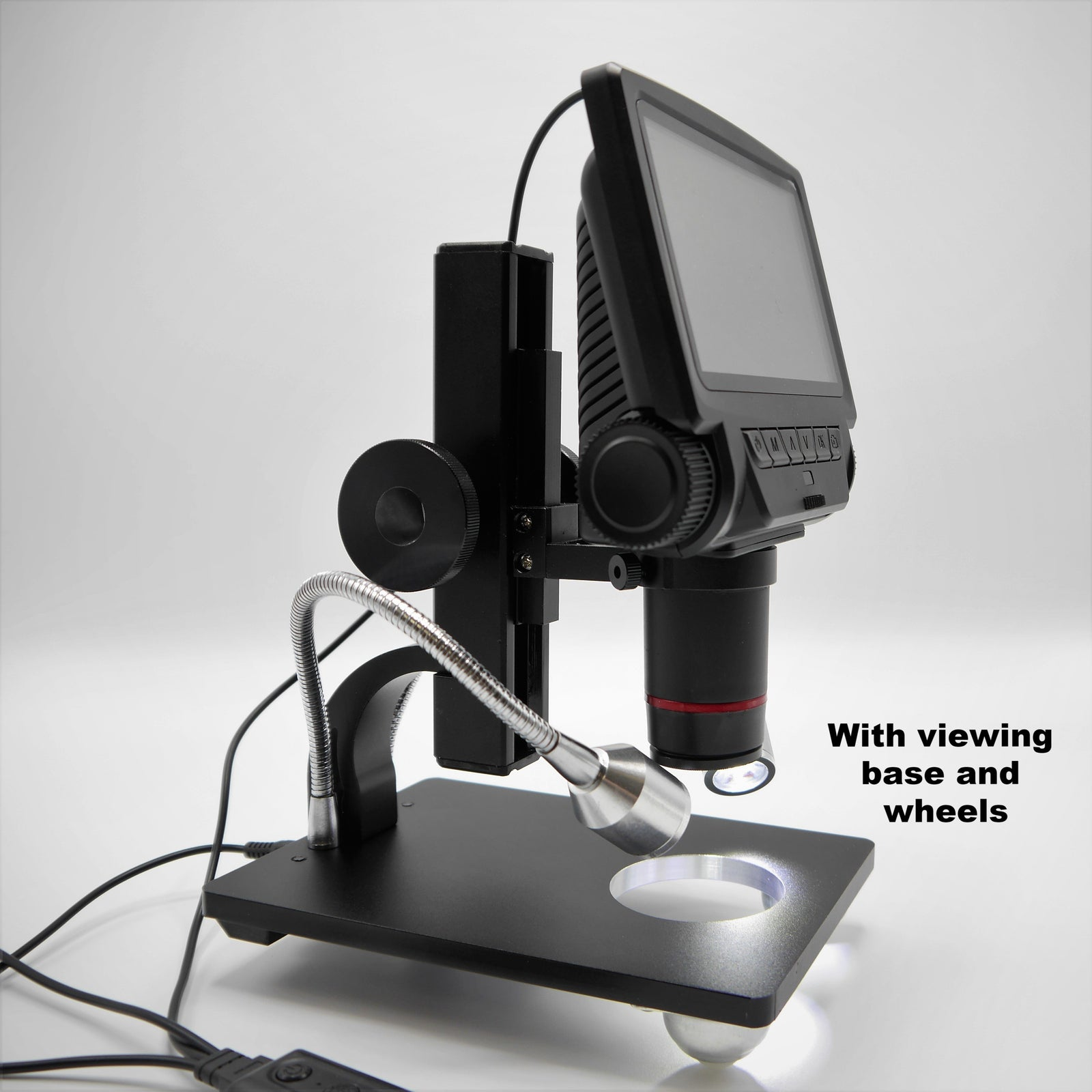 MI-HDMI-V5M dual output digital video microscope