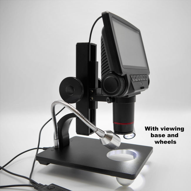MI-HDMI-V5 dual output digital video microscope- TriScope and TriScope PRO