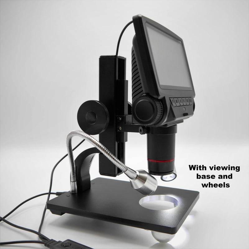 Zarbeco-MI-HDMI-V5 dual-output-digital-video-microscope-TriScope