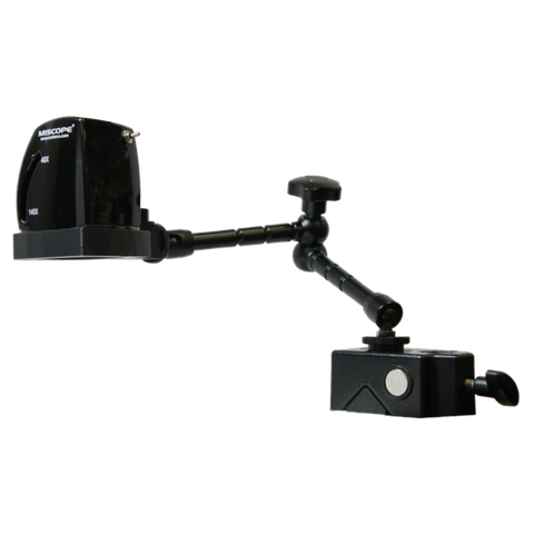 Adjustable Arm Combo Holder for MiScope MP2 and MP3 and MiScope MP2 and MP3 Extended Field digital microscopes