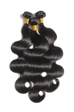 VIRGIN INDIAN HAIR - 18