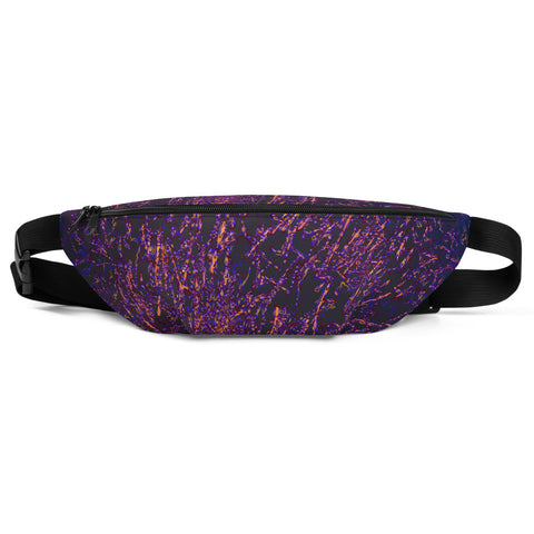Blue Fire- Fanny Pack
