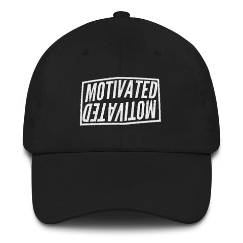 MOTIVATED HAT