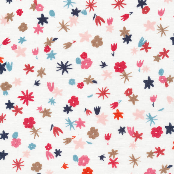 nani, Garden Ramble Collection for Cloud 9 Fabric, Organic Cotton, Weave and Woven