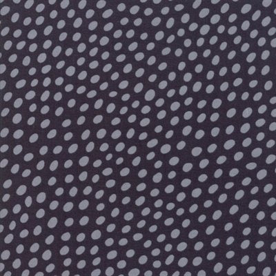 Spotted in Midnight, Quilting Cotton, Moda Fabrics - Weave & Woven