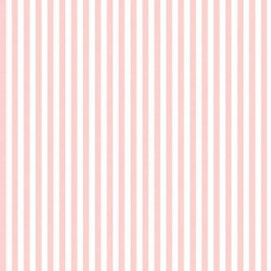 Stripes 1/4 Baby Pink, Quilting Cotton, Riley Blake Fabrics - Weave & Woven