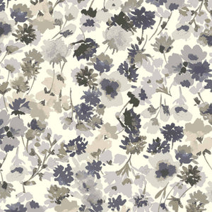Flower Garden in Muted | Cotton Lawn - Weave & Woven