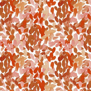 Petals in Dusty Rose, Botany Collection For Windham Fabrics, Weave and Woven