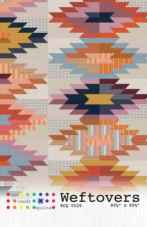 Weftovers Quilt Pattern - Weave & Woven