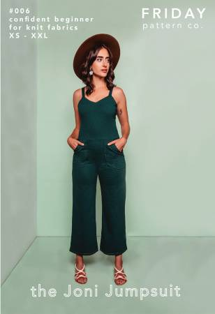 The Joni Jumpsuit