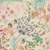 Meadow in Vivid, Quilting Cotton, Art Gallery Fabrics - Weave & Woven