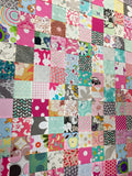 Novelty Scrap Pack Bundle, 20 pieces of Scrap Fabric ~ Weave and Woven