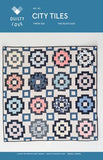 City Tiles Pattern, Pattern, Quilty Love - Weave & Woven