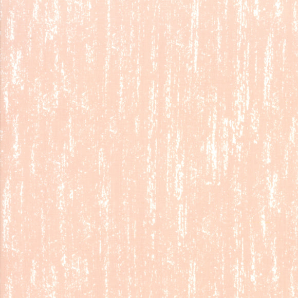 Brushed in Pale Peach - Weave & Woven