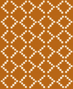 Tile in Saddle, Quilting Cotton, Ruby Star Society - Weave & Woven
