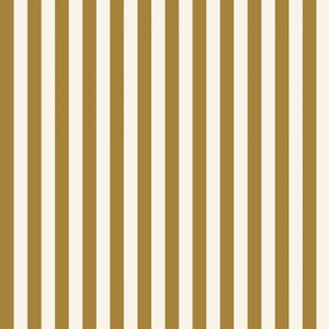 Gold Stripes ~ Metallic, In Bloom Collection for Riley Blake Desings, Weave and Woven