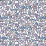Yorkshire Meadow in Cool, Quilting Cotton, Liberty of London - Weave & Woven